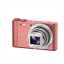 Used, SONY WX350 Cyber-Shot DSC-WX350 Digital Compact Camera 18.2MP 20x Zoom Wi-Fi Sony WX350 Camera    CHSMALL for sale  Nigeria