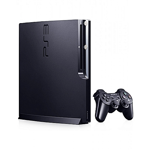buy sony sony playstation 3 160gb slim console with 10 games include