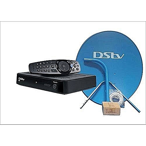 Decoder With Dish Kit +1 Month Free Compact Sub