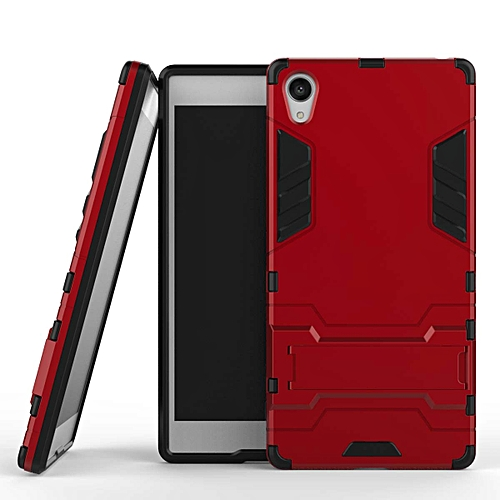 best service 87956 0fda1 Sony Xperia Z5 Premium Robot Kickstand Case Cover