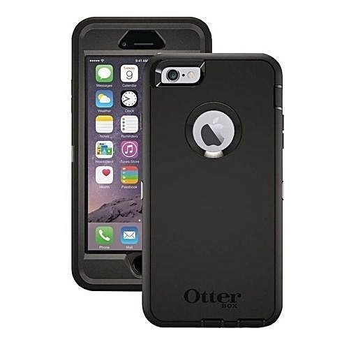 Otterbox Iphone 8 Plus And 7 Plus ShockProof Case - Black