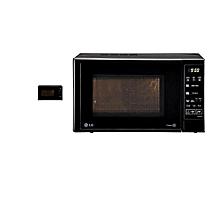 L G Digital Microwave Oven 20 Liters Ms 2044 D M B Black