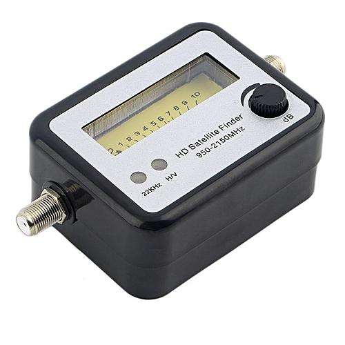 Digital Satellite Signal Finder Meter Compass FTA TV Signal Receiver &  Finder