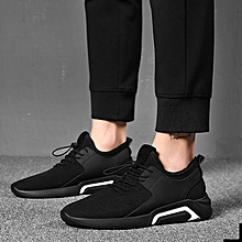 New Breathable Mens Slip on Canvas Shoes Summer Casual Comfort Fashion Low Top