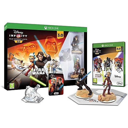 Disney Infinity 3.0:Starter Pack Xbox One