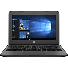 "Stream 11 Pro G4 Education Edition Touchscreen Laptop,HP Stream 11 Pro G4 EE - Intel® Celeron® N3450 With Intel® HD Graphics 500 (1.1 GHz Base Frequency, Up To 2.2 GHz Burst Frequency, 2 MB Cache, 4 Cores), 29.46 Cm (11.6"") Diagonal HD , Intel® HD Graphic"