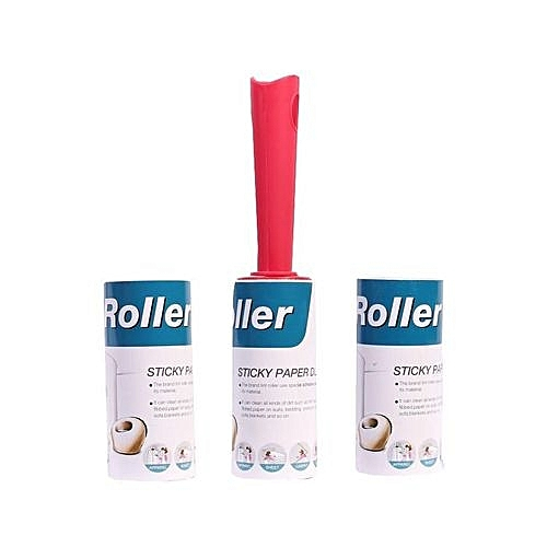 Lint Remover - Set Of 3 Rollers