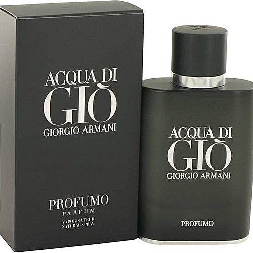 Giorgio Armani Acqua Di Gio Profumo Parfum 125ml Jumia Ng