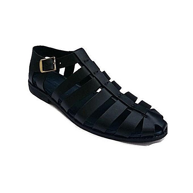 654413d175dd Fashion Mens  Electra Sandals - Black