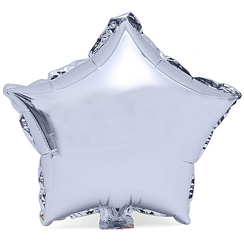 10 PCS Wholesale Five-pointed Star Helium Foil Balloon Party Wedding Birthday
