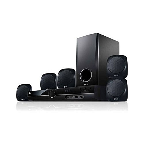 LG Ht358sd 300w Dvd Home Theatre - 300w 5.1 Channel