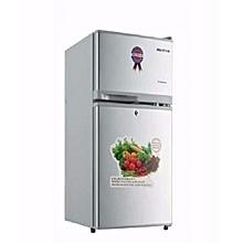 Polystar Double Door Refrigerator - 80 Litres