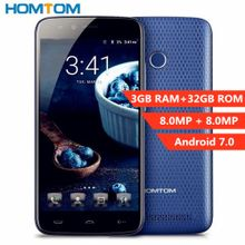 HT50 4G Phablet 5.5 Inch 3GB RAM + 32GB ROM 5500mAh Battery-BLUE