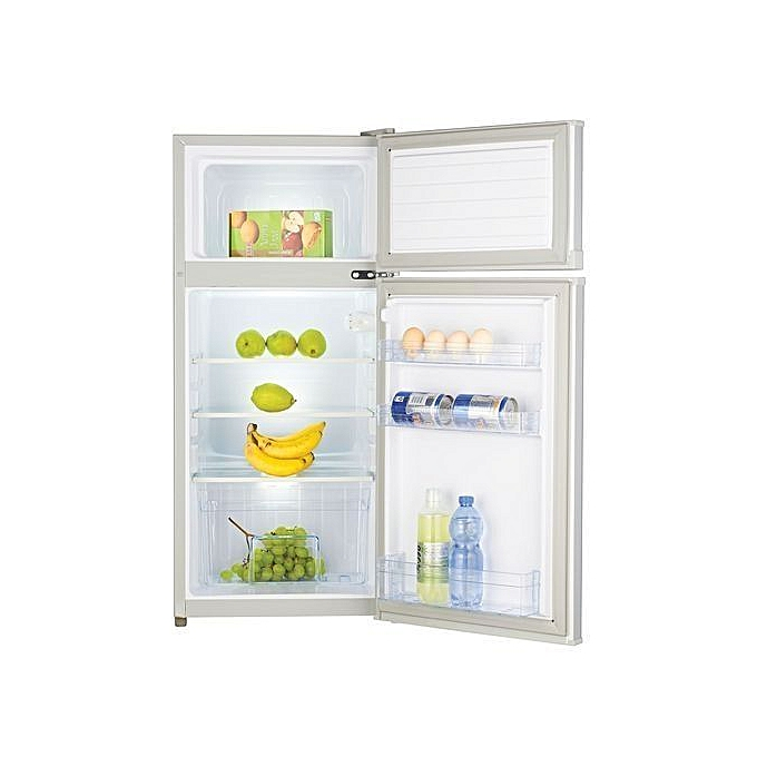 Haier Thermocool Double Door Fridge - 95 Litres
