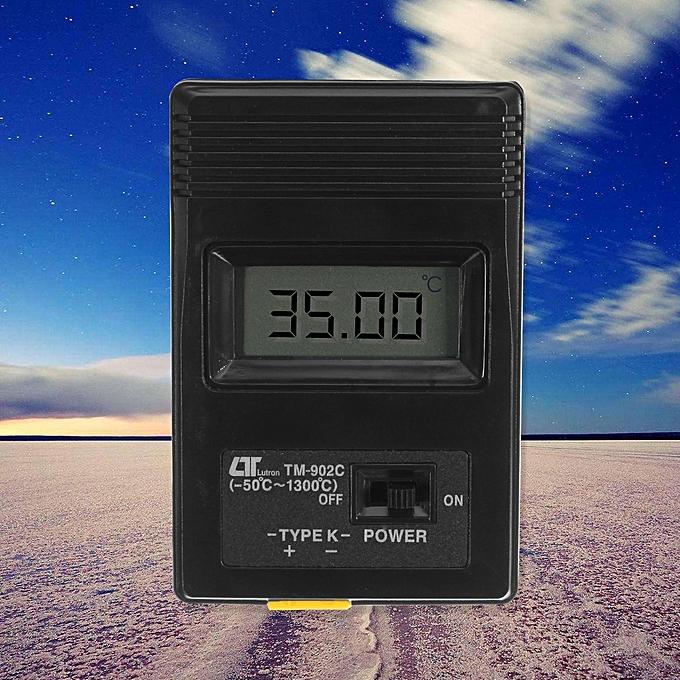 ... TM902C LCD K Type Thermometer Temperature Meter Probe+ Thermocouple Probe ...