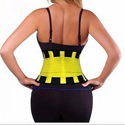 Hot Belt Power Fitness Body Slimming Shaper\Waist/Tummy Trimmer