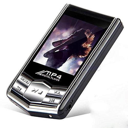 Generic 16GB Silverim MP4 Music Player With 1.8'' LCD Screen FM Radio Video Games & Movie