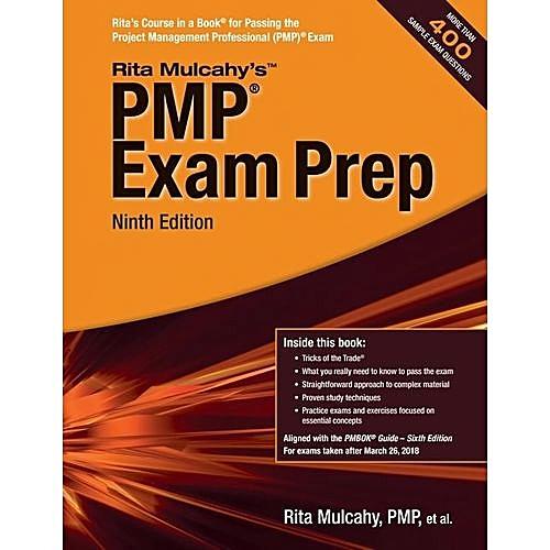 PMP Exam Prep: Nineth Edition—Updated
