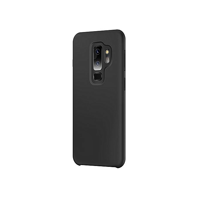 33340a5d334f Samsung Galaxy S9 Plus Case, Torras Liquid Silicone Gel Rubber Shockproof  Cover