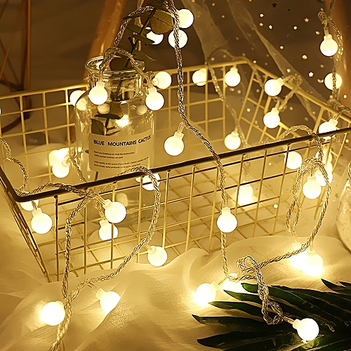 Globe String LED Starry Light Fairy For Wedding Xmas Party
