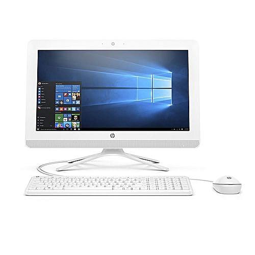 HP 20 All-In-One Quad Core Desktop- 4GB RAM 1TB
