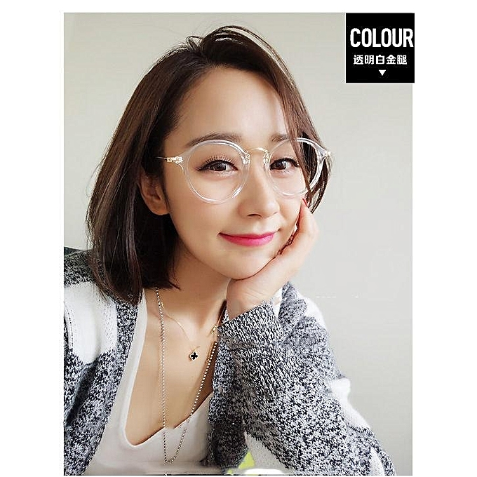 37b5ac204b08 ... Vintage Women Eyeglass Frame Glasses Retro Spectacles Clear Lens Eyewear  For Women ...