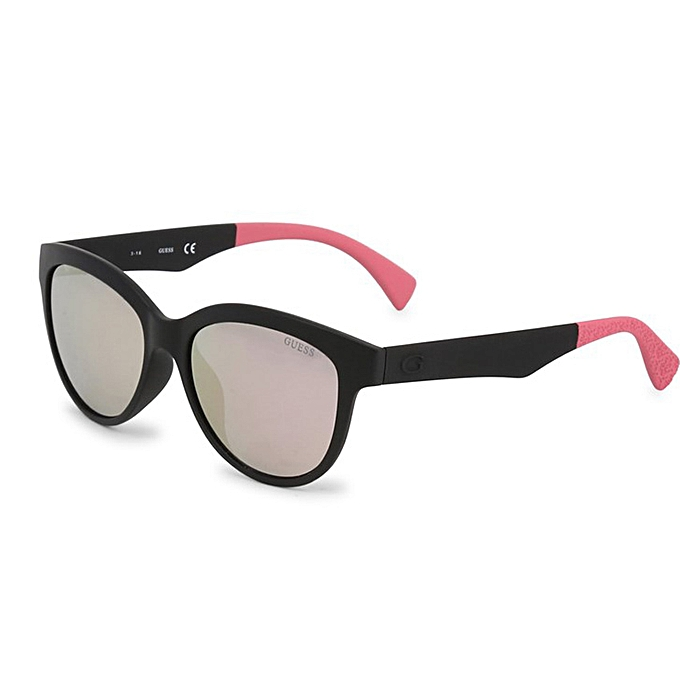 Guess 7433 02C Women's Injected Sunglasses
