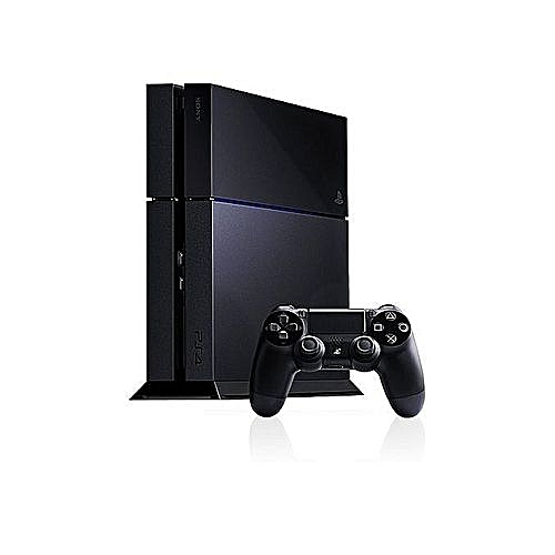 PS4 Console With Pre-Installed Games ,fifa19,pes19,god Of War,mortal Combat,resident Evil2,hustle Kings,need For Speed Payback,dead Or Alive,live Is Strange And Others