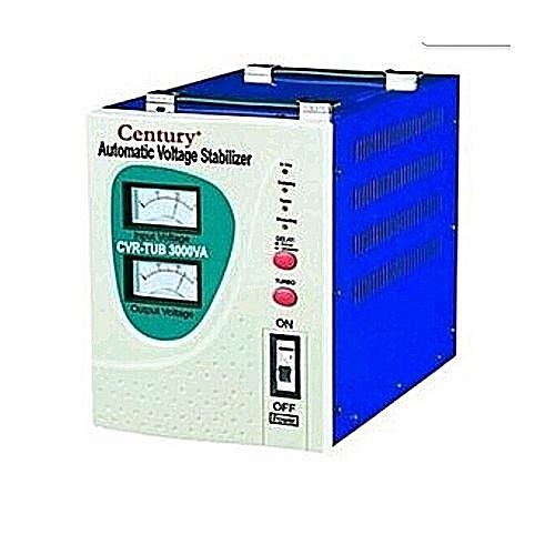 Century 3000VA Automatic Voltage Stabilizer