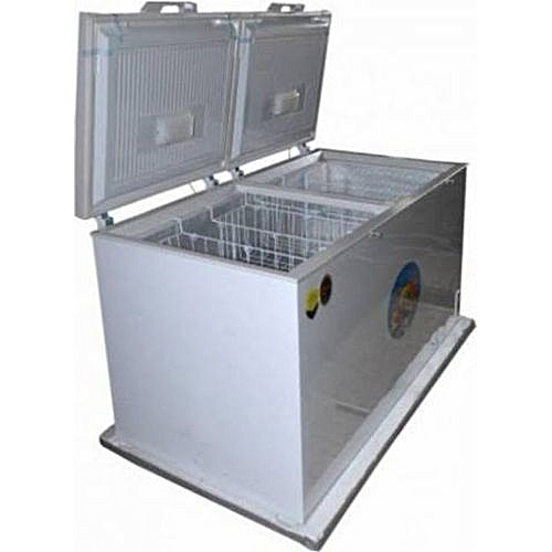 Double Door Chest Deep Freezer-NX800 Nexus