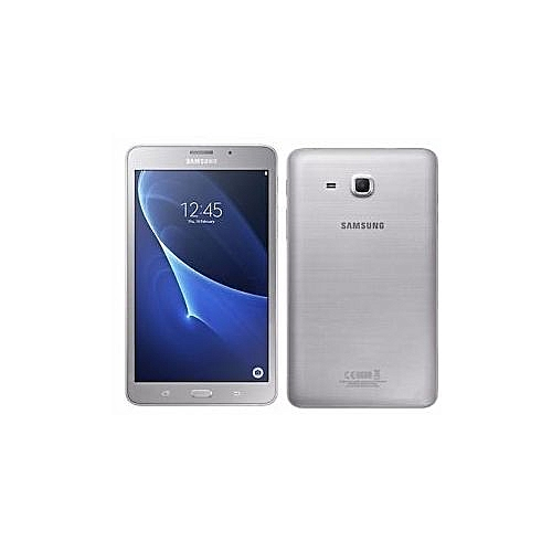 Galaxy Tab A (SM-T285)- 7 0-Inch HD (1 5GB,8GB ROM) , 5MP + 2MP 4G Wi-Fi  Tablet-Silver