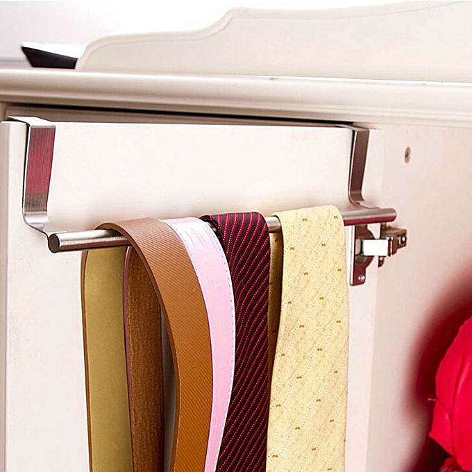 Generic Over Door Towel Rack Bar Hanging Holder Bathroom