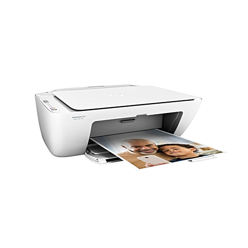 DeskJet 2620 All-in-One Printer - WIRELESS PRINT SCAN AND COPY From Mobile Devices