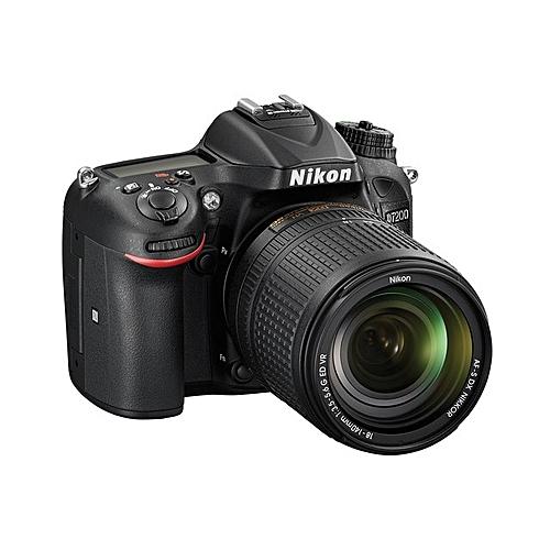 Nikon D7200 18-140mm Lens Kit+8GB+Bag