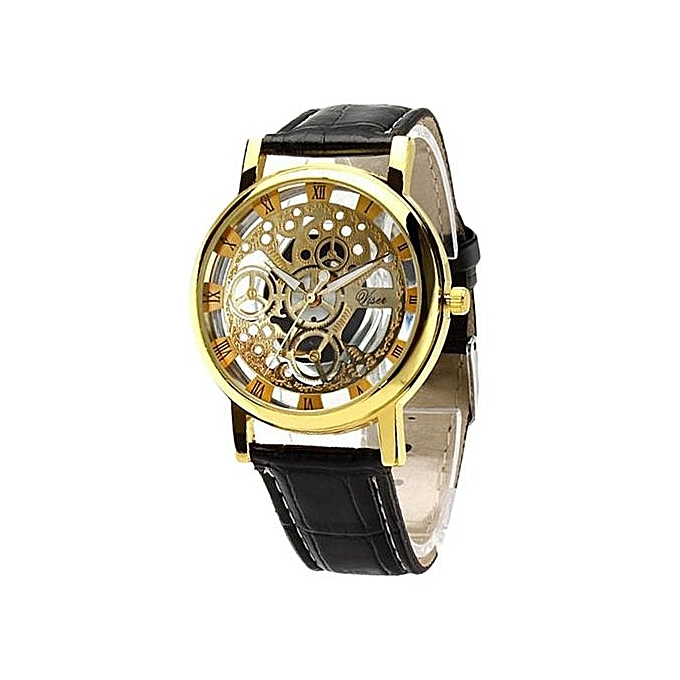 free skeleton for shipping watch shop fashion shshd men business watches