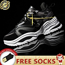 e4c8d1d36cd2 2018 Fashion Sports Shoes Breathable Wild Men  039 s Casual Shoes