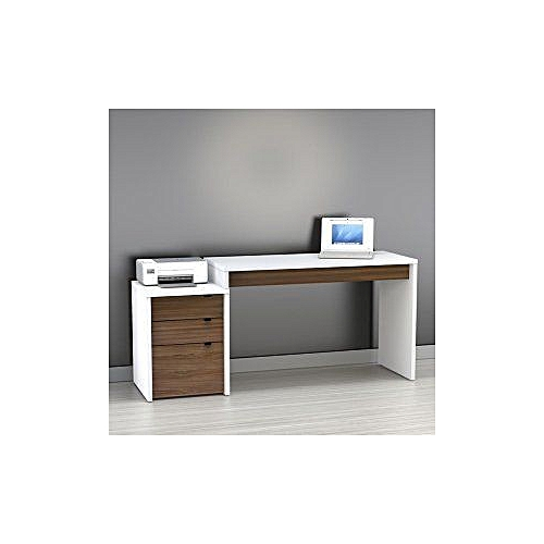 Home Office - White(DELIVERY WITHIN LAGOS AND ABUJA ONLY)