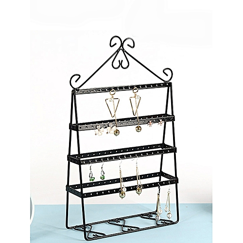 Creative Jewelry Metal Jewelry Stand European Earrings Pendant Stand Stalls Accessories Hanger Stud Earrings Display Stand