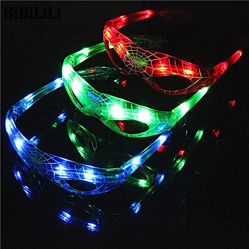 Glowing Glasses LED Party Light Festival No Lens Glasses