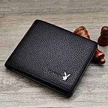 409a4a100e42c5 Men Wallet Leather Top Brand Luxury Wallets Short Slim Male Purses Money  Clip Credit Card