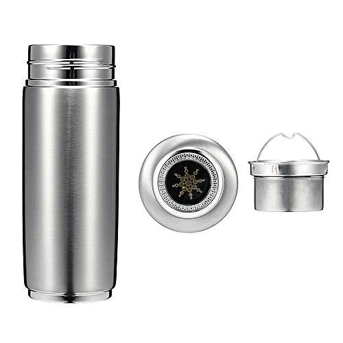 Quantum Alkaline Filtered Water Cup Balance Bio Energy Nano Ionizer Flask Bottle