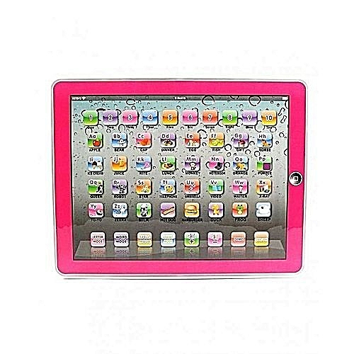 Ypad Educational Learning Tablet - Pink
