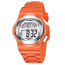 2018 Fashion Waterproof Children Kids Boy Watches Digital LED Quartz Alarm Date Sports Electronic Quartz Wrist