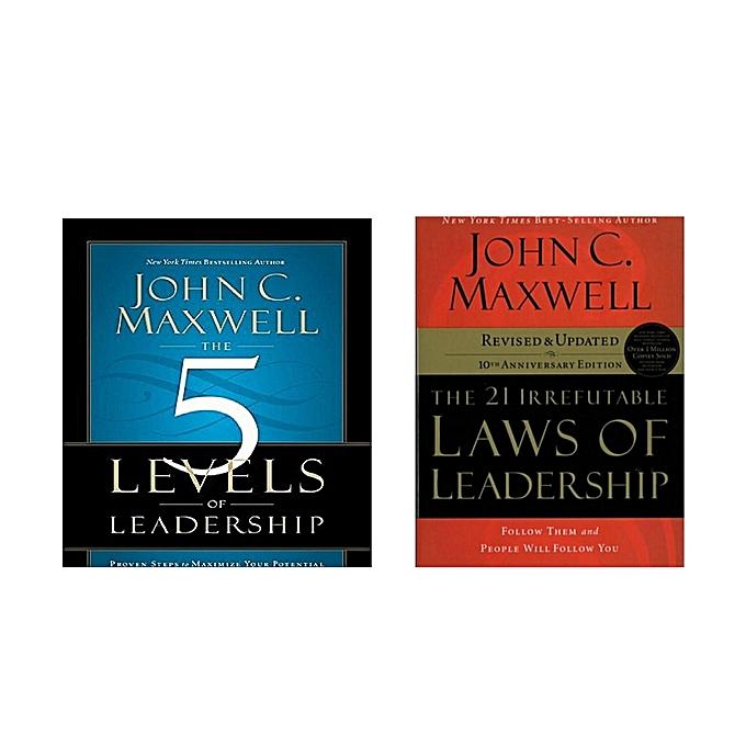john maxwell laws of leadership