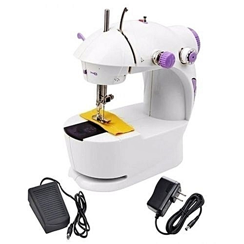 New Mini Portable Home Sewing Machine