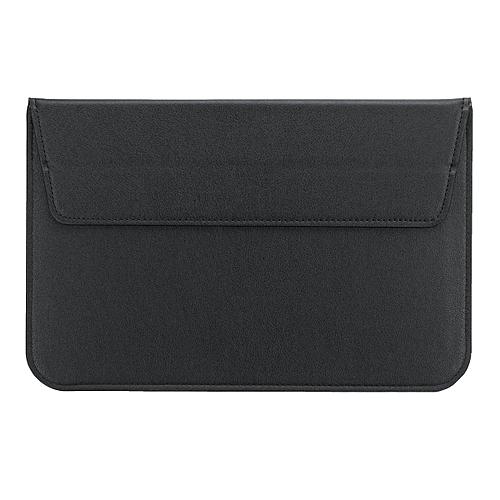 Macbook Air/pro/retina Leather Laptop Sleeve Bag For MacBook 11.6inch Dark Grey/Brown/Black