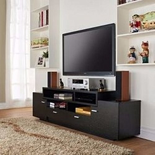 Faith Liberty 5 FT TV Stand - Walnut (Delivery Within Lagos Only)