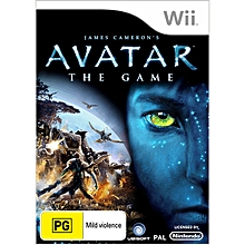 Avatar The Game - Nintendo Wii (pal), used for sale  Nigeria