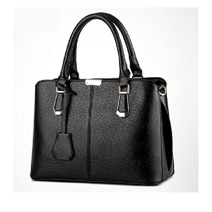 04483472695 Fashion Trendy Ladies Women Female Handbag - Black | Jumia NG