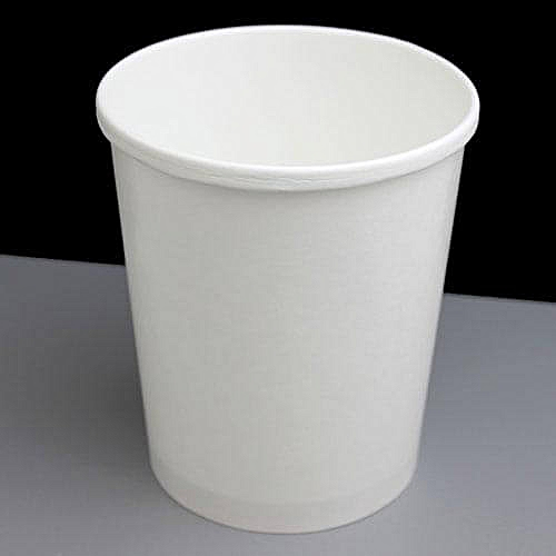 100 Paper Soup Container 32oz - White
